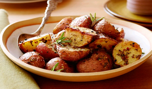 Red Fried Potatoes