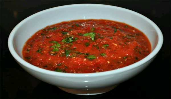Red Pepper Sauce Recipe