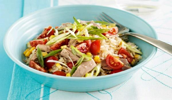Rice Tuna Salad Recipe