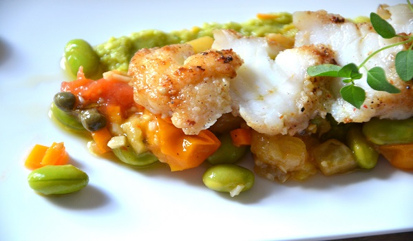 Roast Monkfish Recipe