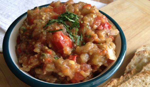 Russian Eggplant Recipe