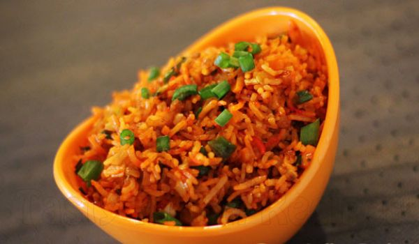 Schezuan Fried Rice Recipe