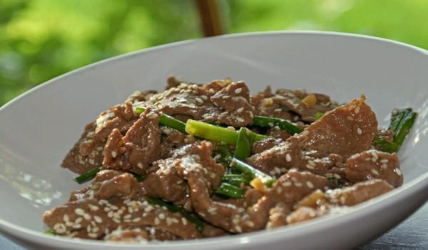 Sesame Beef Recipe