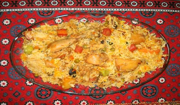 Sindhi Biryani Recipe