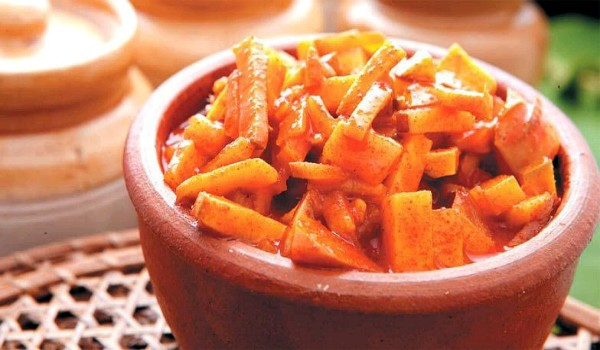 Sliced Mango Pickle Recipe