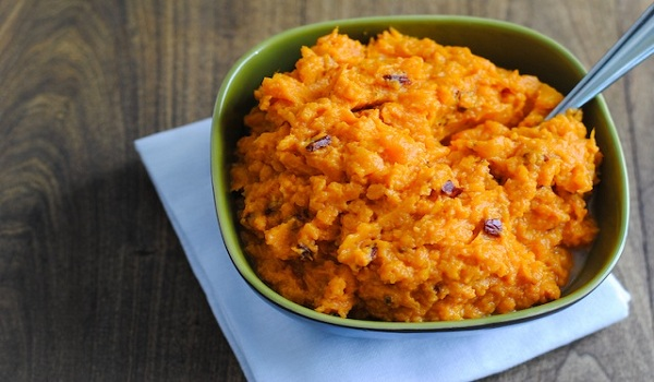 Smoky Sweet Potato Mash