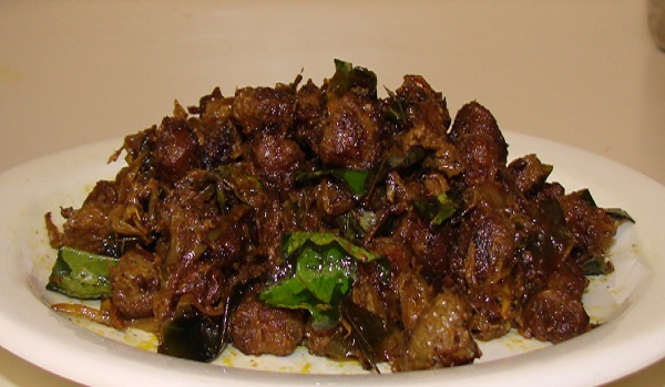 Soya Chunks Fry Recipe