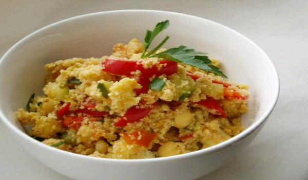 Spicy Couscous