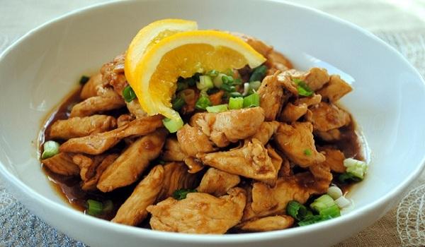 Spicy Lemon and Orange Chicken Recipe