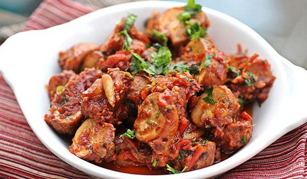 Spicy Mushroom