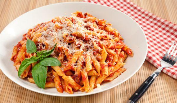 Spicy Pasta Arrabiata Recipe