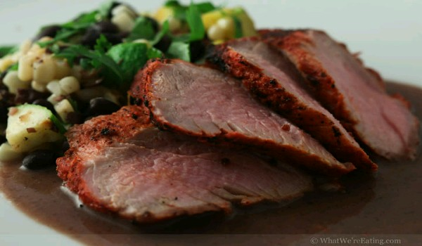 Spicy Pork Tenderloin Recipe