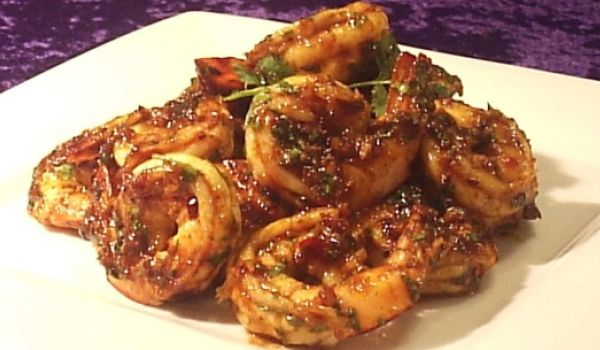 Spicy Prawn Recipe
