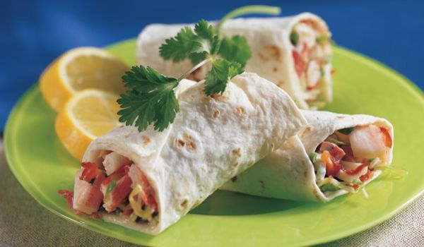 Spicy Tortilla Rolls Recipe