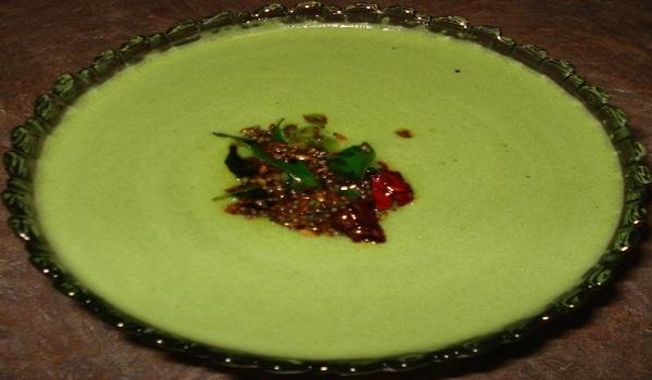 Spinach Tambli