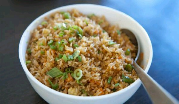 Sprouted Green Gram Rice