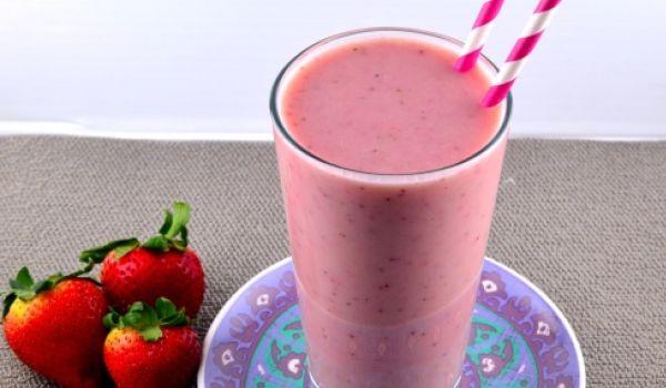 Strawberry Julius Recipe
