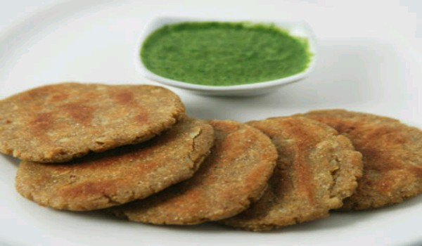 Stuffed Bajra Roti Recipe