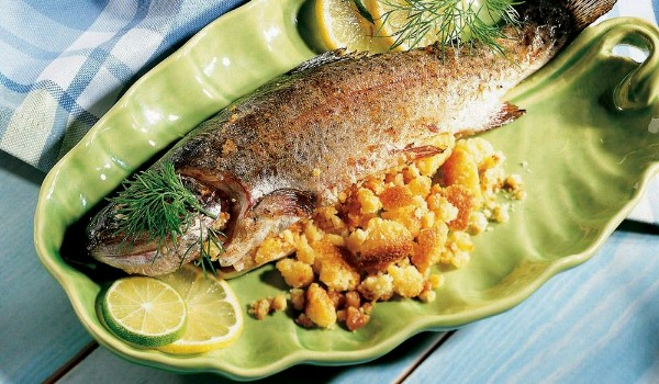 Stuffed Fish Recipe