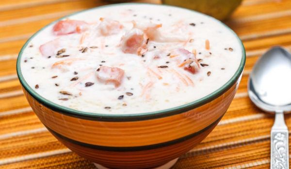 Sweet and Sour Raita