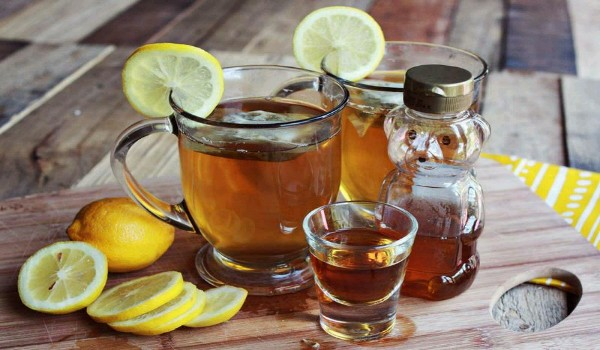 Sweet Hot Tea Recipe