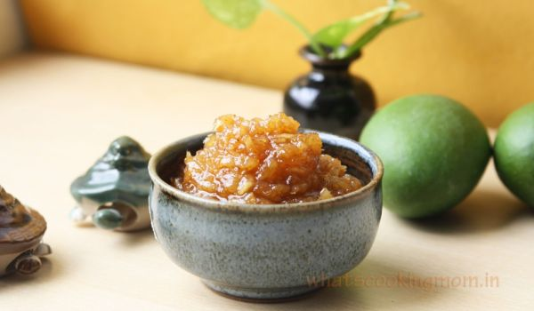 Sweet Mango Chutney Recipe
