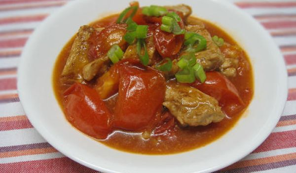 Tomato Pork Chops Recipe