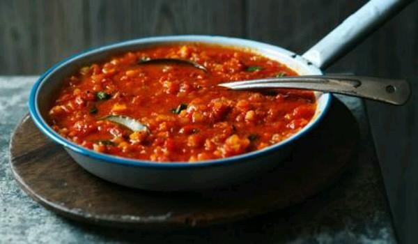 Tomato Ragout Recipe