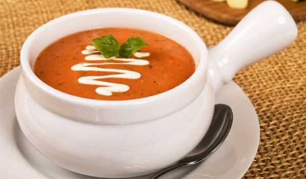 Tomato Soup Recipe How To Make Tomato Soup How To