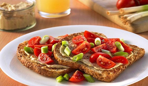 Tomato Toast Recipe