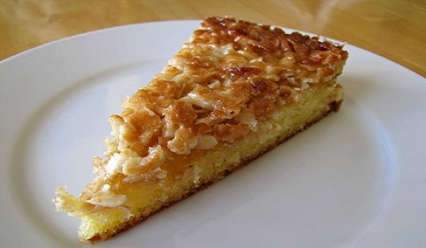 Tosca Cake Recipe