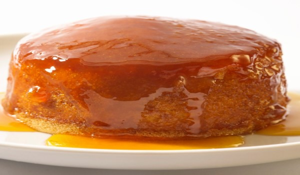 Treacle Pudding Recipe
