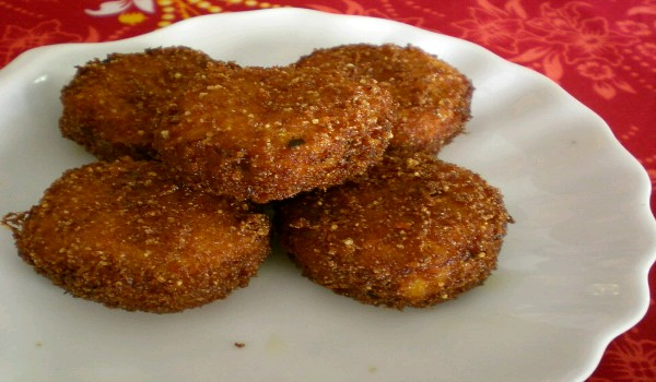 Tuna Cutlets Recipe