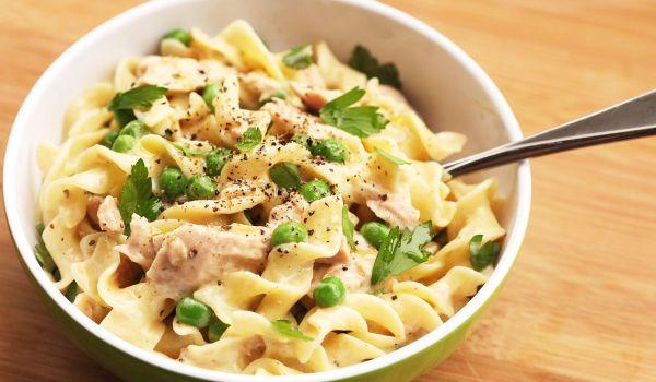 Tuna Noodles