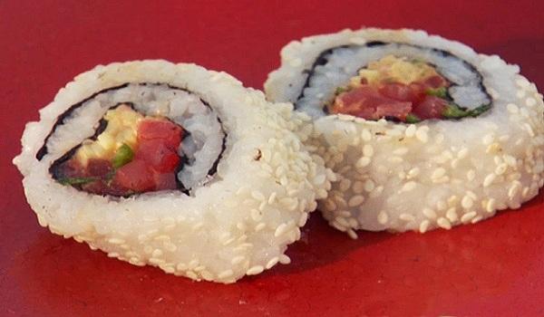 Tuna Rolls Recipe