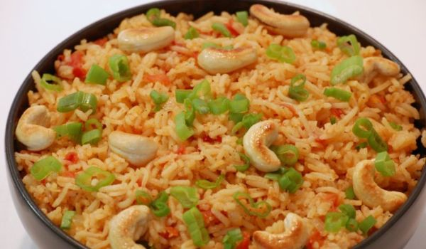 Turkish Rice With Tomatoes Recipe