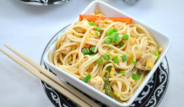 Vegetable Chowmein Recipe