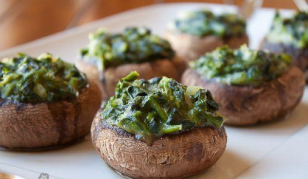 Vegetable Mushroom Recipe