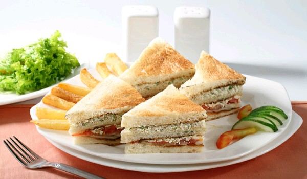 Vegetable Sandwich Recipe