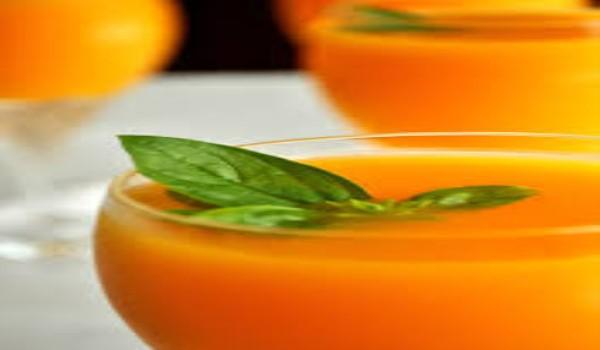 Virgin Mango Bellini Recipe