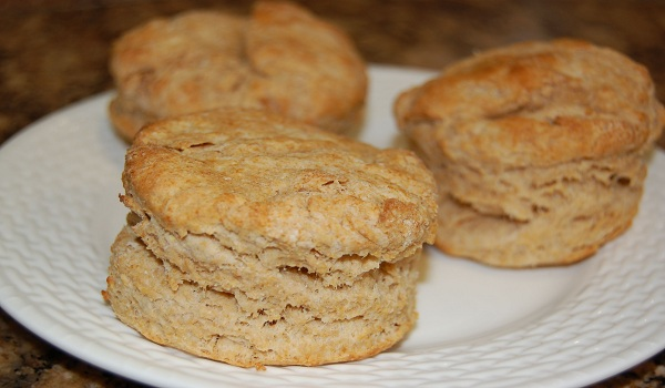 Wheat Biscuits Recipe