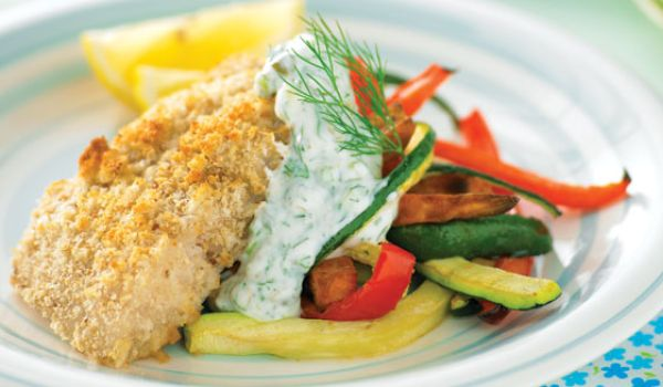 Yoghurt Fish Recipe