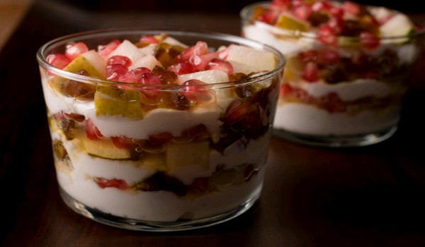 Yogurt Trifle