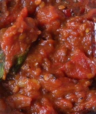 Andhra Tomato Pickle Recipe