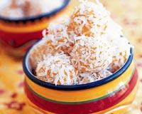 Apricot Snowballs