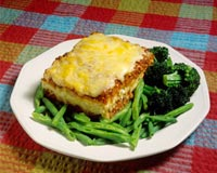 Bean Lasagna Recipe