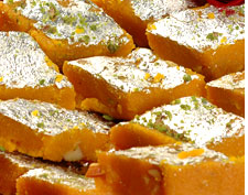 Besan Chakki Recipe