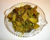 Bhugi Bhaji Recipe