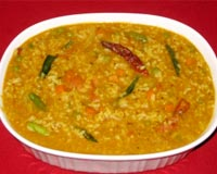 Bisi Bele Bhath Recipe