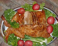 Boneless Turkey Breast Recipe